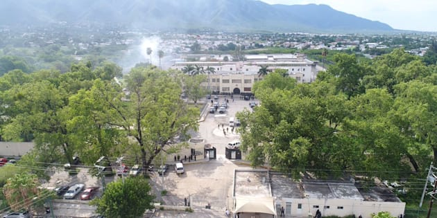 Mueren 2 policías por balacera en penal de Tamaulipas