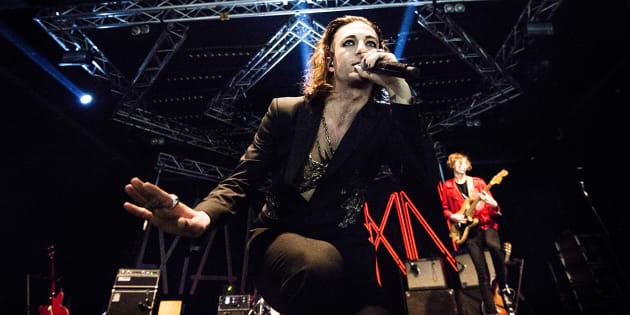 """I Maneskin pubblicano il nuovo singolo """"Morirò da re&qu"""