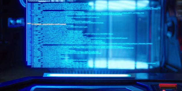 On continuera d'utiliser Windows en 2256, à en croire Star Trek Discovery