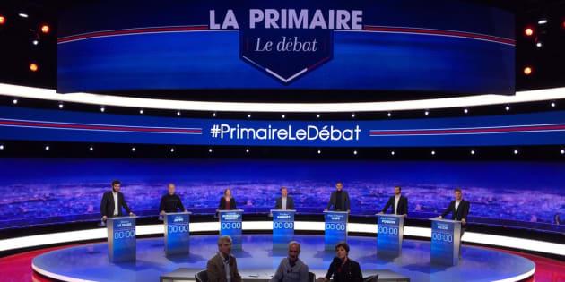 C'est sur ce plateau que les sept candidats de la primaire à droite vont débattre jeudi 13 octobre.