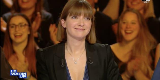 """""""Salut les Terriens!"""": La députée Aurore Bergé cible d'injures sexistes lors de son passage dans l'émission."""