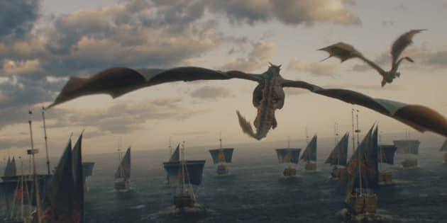 Le sixième épisode de l'avant-dernière saison de la série confirme une théorie sur les dragons.