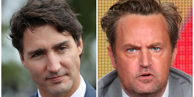 Matthew Perry once beat upJustin Trudeau. Now,Trudeau wants todefend himself.