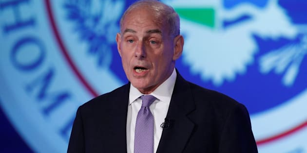 Homeland Security Secretary John Kelly says homegrown terrorist attacks are the most common, but he doesn't know how to stop them.