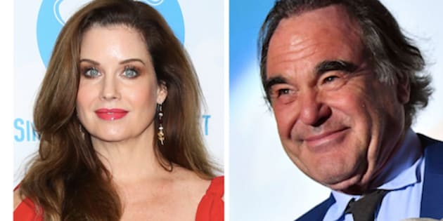 Director Oliver Stone is accused of molesting Carrie Stevens at a dinner party a couple of decades ago.