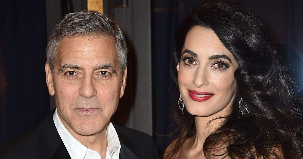 Louis Tomlinson Sisters Update: George Clooney Reveals The Baby Names Amal Has Vetoed