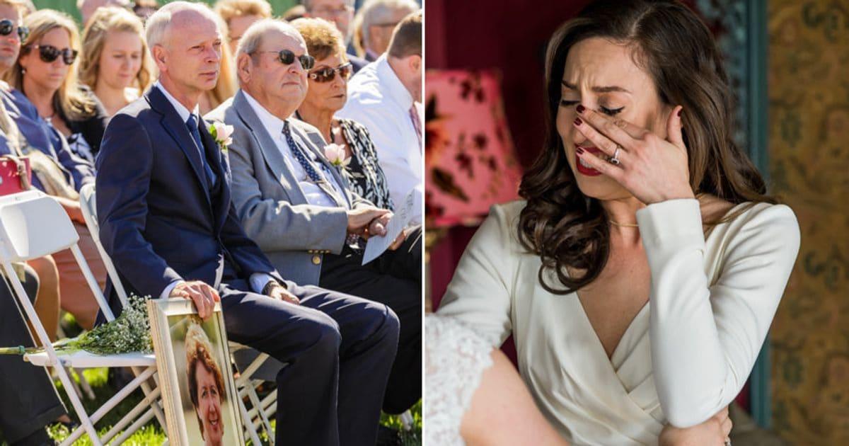 21 momentos emotivos en bodas en los que ni el fotógrafo contuvo las ...
