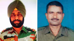 In Beheaded Soldier Paramjit Singh's House, Family Struggles To Keep News Of His Death From His