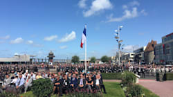 Delegation Marks 75th Anniversary Of Dieppe