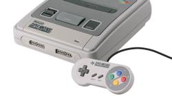 Une mini Super Nintendo pour Noël