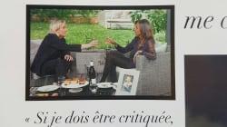 Marine Le Pen utilise Karine Le Marchand pour sa promo