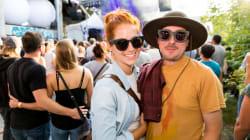 Styles de soirée: stylé le Festival musique Mile End Mile Ex de