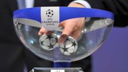 Así quedó el sorteo de la la Champions