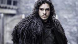 Las capas de Jon Snow en 'Game of Thrones' son alfombras de