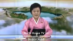 La vidéo annonçant l'essai nord-coréen est fascinante (et ce n'est pas la première