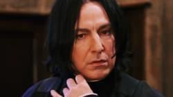 Este es el significado oculto de la primera pregunta que Snape le hace a Harry