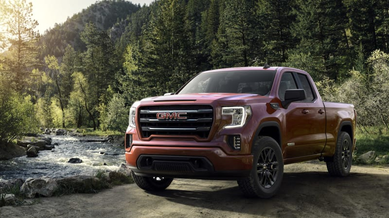 2019 GMC Sierra pickup gets stylish Elevation model - Autoblog