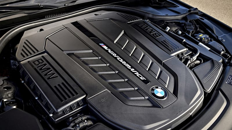 Bmw Will Keep Its V12 Engine Around For The 7 Series Through 2023