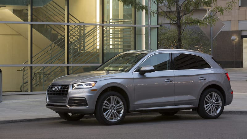 Audi Launches Monthly Vehicle Subscription Pilot In Texas Autoblog