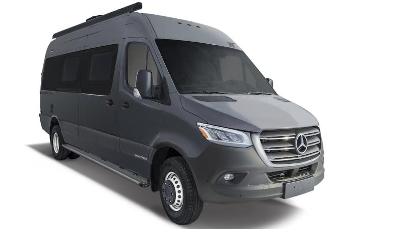 Winnebago's new Boldt camper is based on Mercedes Sprinter ...