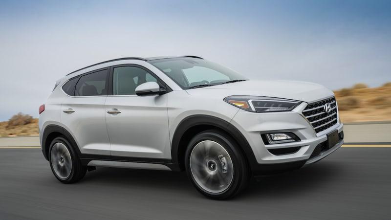 2019 Hyundai Tucson: Refreshed, Styling, Price >> 2019 Hyundai Tucson Crossover Starts At 24 245 Autoblog