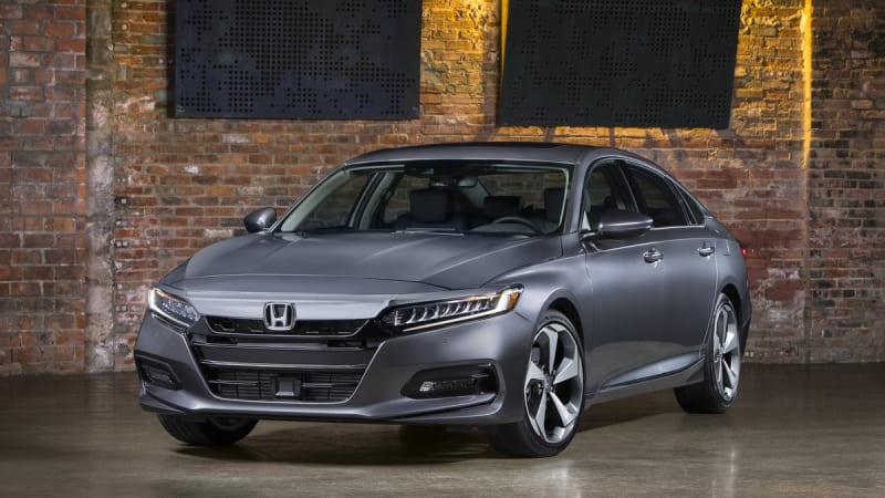 2018 Honda Accord Will Be The Type R Of Sedans Affordable Family Muscle Autoblog