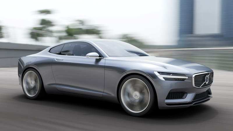 First Polestar Model Could Be A 600 Horse Hybrid Coupe