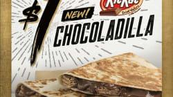 Oye,Taco Bell: desde el nombre, tu chocoLADILLA es