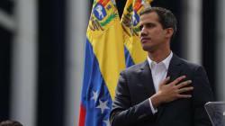 Parlamento Europeo reconoce a Juan Guaidó como presidente interino de