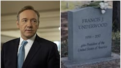 'House of Cards': Frank Underwood está morto em novo vídeo da última temporada da