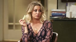 Kaley Cuoco arrasa con una escena de 'The Big Bang Theory' que nunca antes habías visto en