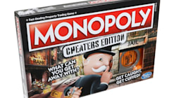 A New Monopoly Rewards Cheaters, And Your Friendships Don't Stand A