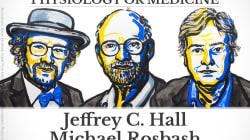 Nobel per la medicina 2017: Jeffrey C. Hall, Michael Rosbash and Michael W. Young premiati per le scoperte sull'orologio biol...