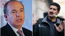 Pelea entre panistas: Calderón y Corral discuten por amnistía de