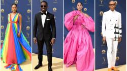 Emmy 2018: É hora de relembrar a beleza negra que reinou no tapete