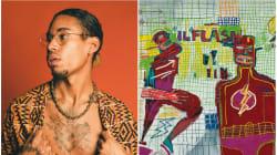 'Noite no Museu' reúne obras de Basquiat, DJs, live paint e street dance no CCBB