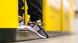 La dernière basket Adidas vous permet de prendre les transports gratuitement à