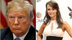 Trump dice que la grabación sobre pago a exmodelo de Playboy 'quizá es