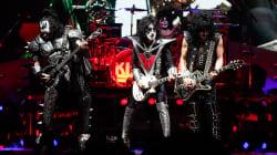 Revivez en images le concert de KISS au Centre
