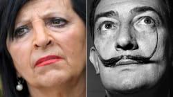 Las pruebas de ADN confirman que Salvador Dalí no es el padre de Pilar