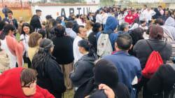 Trabajadores de maquiladoras se van a huelga en