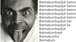 Gilberto Gil usou 280 caracteres do Twitter para dar uma aula sobre 'Bat