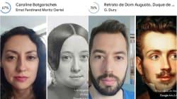 Esta aplicación de Google te dirá a qué obra de arte te