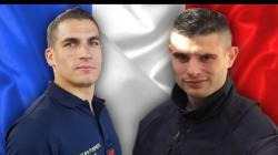Ces deux pompiers sont décédés dans l'explosion à