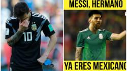 Messi falla penal contra Islandia y los memes no lo