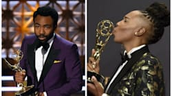 Negros no topo: Donald Glover e Lena Waithe fizeram história no Emmy