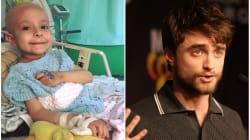 Daniel Radcliffe cumplió el sueño de Gigi, una niña mexicana con