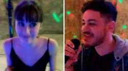 Javier Calvo comparte qué cantaron Aitana y Cepeda en la fiesta tras la final de