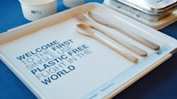 Airline Launches Plastic-Free Passenger