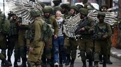 La foto viral que habla sobre la delicada situación entre Israel y los menores